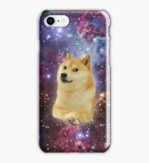 doge space skins iPhone Case/Skin