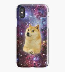 doge space skins iPhone Case/Skin