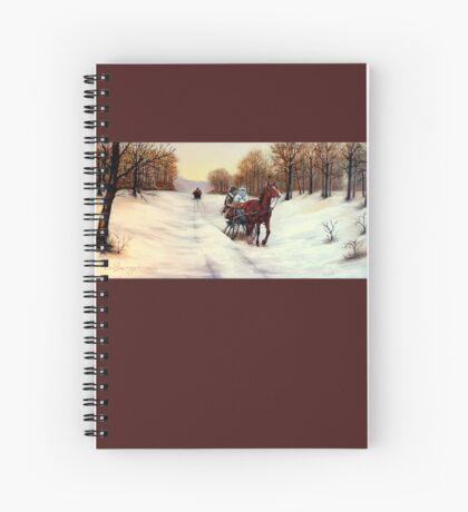 """""""Sweet Nothings"""" Spiral Notebook"""