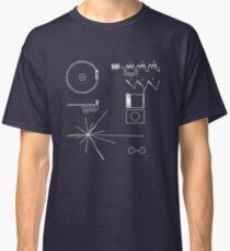 Die Goldene Schallplatte (Voyager) Classic T-Shirt