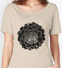 Aeonium Arboreum Women's Relaxed Fit T-Shirt