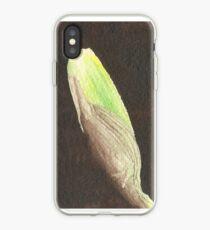 Daffodil Flower Bud iPhone Case