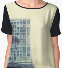 charlie dont surf Chiffon Top