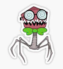 Doctor Phage II Sticker