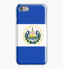 El Salvador iPhone Case/Skin