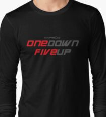 One Down Five Up (Motorcycle Original) T-Shirt