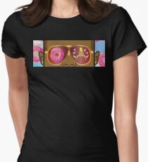 White girls and Molly Women's Fitted T-Shirt
