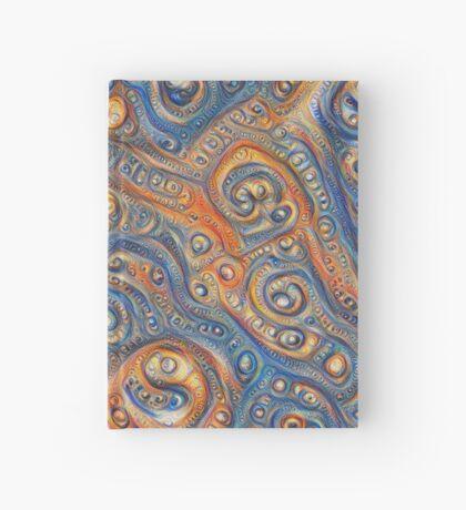 Blue Orange #DeepDream Hardcover Journal