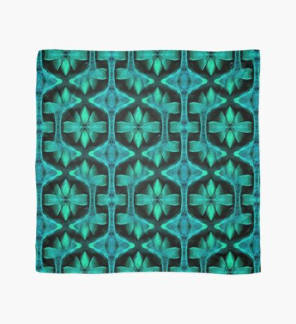 Shades of Turquoise Design Scarf