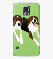 Maggie and Lucy  Case/Skin for Samsung Galaxy