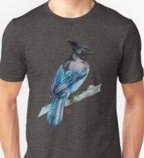 Black Jay Unisex T-Shirt