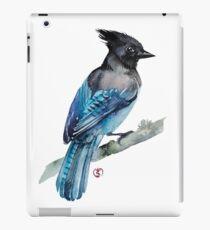 Black Jay iPad Case/Skin