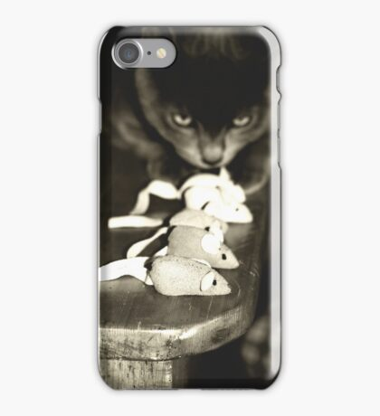 The race iPhone Case/Skin