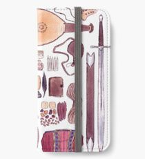 Bard's Inventory iPhone Wallet/Case/Skin