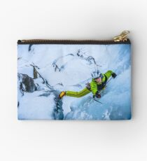 Cryotherapy Ice Climbing Studio Pouch