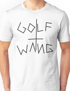 Golf Wang | Black Unisex T-Shirt