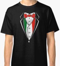 Mexican Colors Tuxedo Classic T-Shirt