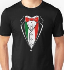 Mexican Colors Tuxedo T-Shirt