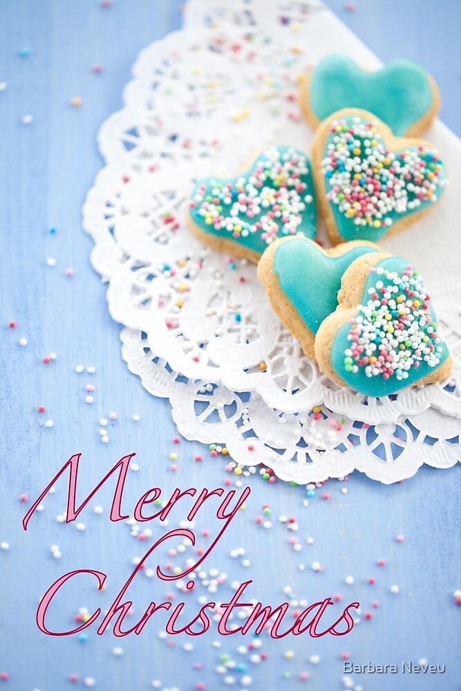 A dreamy merry christmas to YOU ! by Barbara Neveu