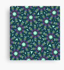 Evergreen decoration for Christmas Canvas Print