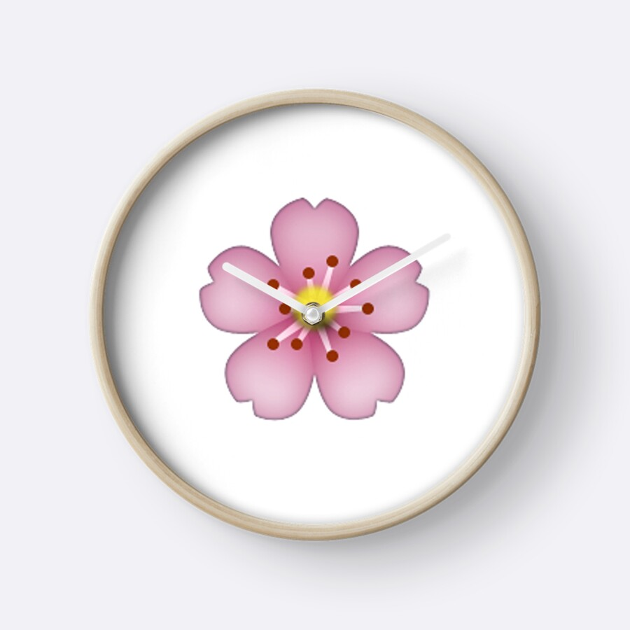 Lovely white flower emoji pictures inspiration wedding and flowers flower emoji mightylinksfo Images