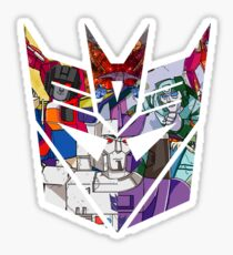 86 Decepticon  Sticker