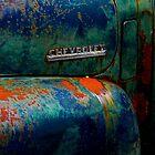 Rust is Beautiful ! by Elfriede Fulda