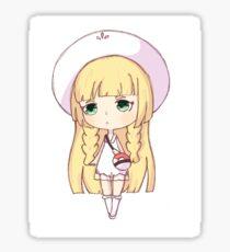 Lillie Sticker