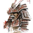 Samurai armor for sale, japanese warrior costume by Mariusz Szmerdt