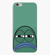spongebob verrückter Fisch iPhone-Hülle & Cover