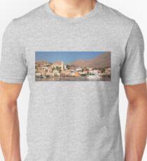 Chalki Harbour Front T-Shirt
