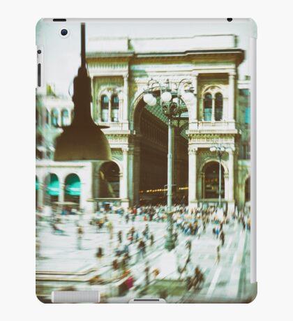 Galleria Vittorio Emanuele II - Milan, Italy iPad Case/Skin