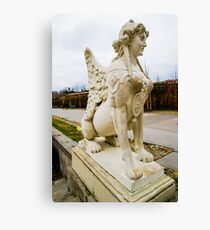 Sphinx in Austria Canvas Print
