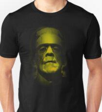 Frankenstein Monster Boris Karloff Design T-Shirt