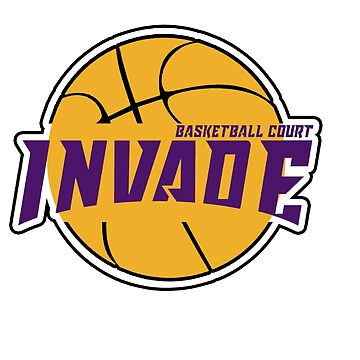 Invade Basketball by invadeclothing