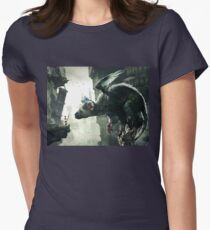 The Last Guardian Women's Fitted T-Shirt