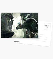 The Last Guardian Postcards