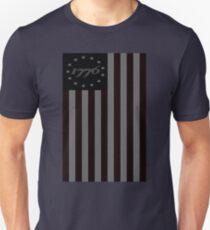 1776 black  Unisex T-Shirt