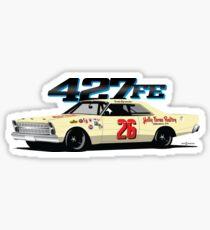 1966 Galaxie Racer Sticker
