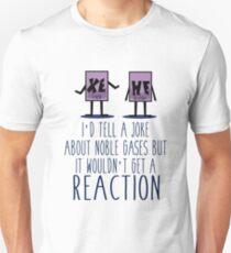 Xe He Chemistry Pun Unisex T-Shirt