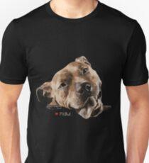 Pit Bull - LOVE :) Unisex T-Shirt