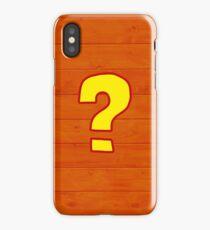 Crash Bandicoot - ? iPhone Case/Skin