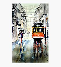 tram Photographic Print