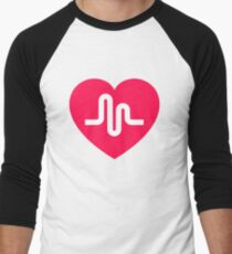 Musically musical.ly musicly heart T-Shirt
