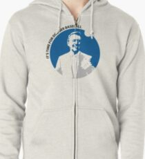 Vin Scully Zipped Hoodie