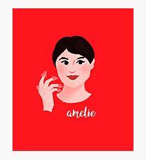 Amelie Photographic Print