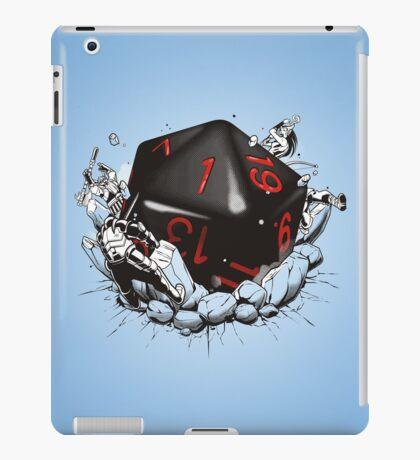 CRITICAL FAILURE iPad Case/Skin