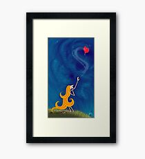 Kazart Phoebe 'Return' Framed Print