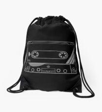 casette  Drawstring Bag