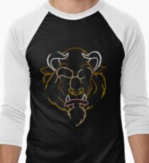 The beast Men's Baseball ¾ T-Shirt